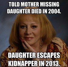 Scumbag Sylvia Browne (sxairel) Tags: funny lol humor best jokes fail