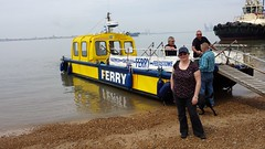 20130619_123347_1.jpg (Carol B London) Tags: me june ferry port suffolk sharon carol essex felixstowe harwich dayout ourdayout june2013