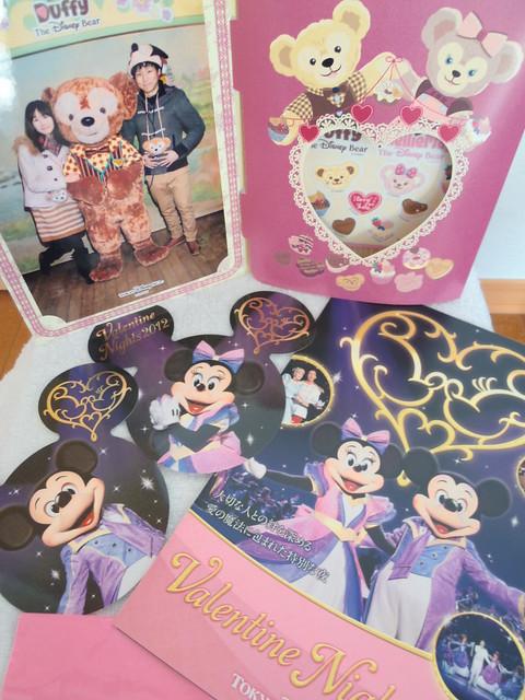 バレンタインナイト2012|東京ディズニーシー