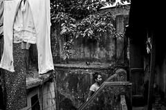 Facing one's own (shankarsarkar) Tags: india home blackwhite women mother relationship emotions kolkata intimacy westbengal sonagachi redlightarea trafficked