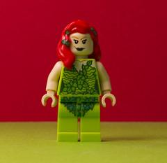 Poison Ivy (Joyous Exuberant) Tags: plants garden dc lego ivy batman minifig minifigs poison villain minifigure minifigures