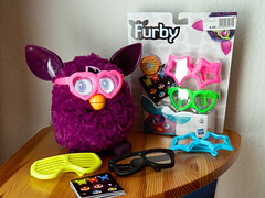 More Furby glasses (janetsaw) Tags: glasses accessories furby