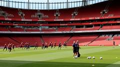 Arsenal_Members_Day-Emirates-Stadium-2013-007 (charlie360x) Tags: day stadium emirates arsenal members