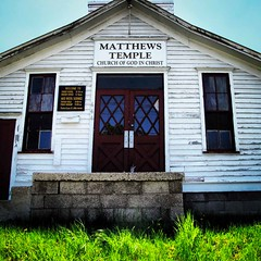 Matthews Temple Church of God in Christ Black Hills  May 15, 2013 3 (stevendepolo) Tags: black church temple christ god grand rapids hills matthews