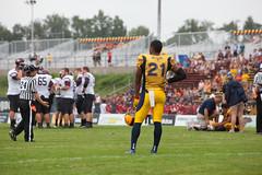 Varsity Football Home Opener (queensu) Tags: game victory orientation crowds queensuniversity froshweek oua varsityfootball celebtation vsmcmaster athleticsandrecreation queenus