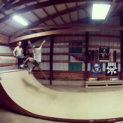 """Aaron floats a frontside ollie. • <a style=""""font-size:0.8em;"""" href=""""http://www.flickr.com/photos/99295536@N00/9769939395/"""" target=""""_blank"""">View on Flickr</a>"""