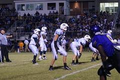 DSC08542 (CentennialCougarFootball) Tags: school game night roth lights centennial football coach high team character quarterba