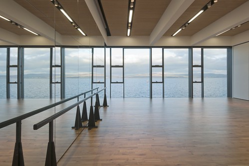 Beacon Arts Centre, Greenock by LDN Architects