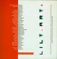 2009 -LILT.ART 2-35 ARTISTI A FAVORE DELLA LEGA PER LA LOTTA CONTRO I TUMORI