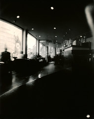 neros (LukeMartley) Tags: camera white black cup coffee monochrome paper diy lomo lomography space traditional scan pinhole spy positive analogue process ilford direct incognito neros