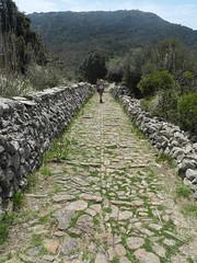 Menorca (geoGraf) Tags: people espaa spain menorca spanien romanroad balearen balearicislands elmediterrneo rmerstrase santagueda lasbaleares
