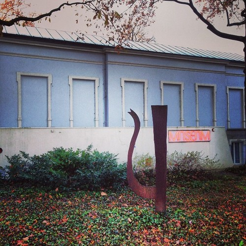 Another day @ the Museum Arnhem. #loveit