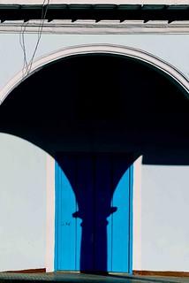 archi, colonne e luce