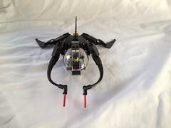 NNoVVember: Blacktron Vivisector (Aanchir) Tags: lego space system vic viper blacktron nnovvember