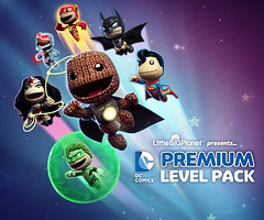 Little Big Planet 2 DC Premium Level Pack (AntMan3001) Tags: 2 comics dc big little pack level planet