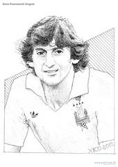 Enzo Francescoli Uruguai