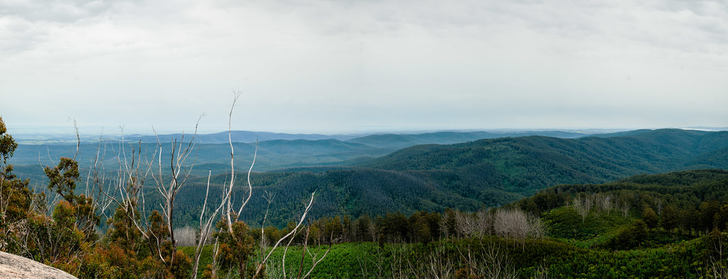 Looking south from Seven Acre Rock, Buny by r reeve, on Flickr