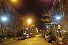 Paulus Hook (#02212) (Kordian) Tags: nightphotography night jerseycity nj jc gps mp5 highiso paulushook homearound 201401 sonydscrx100m2