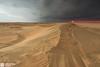 Kuwait - Alsalmi - The Approaching Desert Storm At star Sunset (Sarah Al-Sayegh Photography   www.salsayegh.com) Tags: desert kuwait الصحراء landscapephotography الكويت الغروب stateofkuwait كانون leefilters الرمال canon5dmark3 sarahhalsayeghphotography infosalsayeghcom