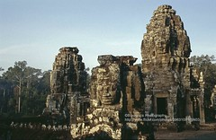 Siem Reap, Bayon in morning mist (blauepics) Tags: world mist heritage history stone architecture sunrise temple cambodia kambodscha khmer nebel faces religion buddhism unesco 1993 siem reap thom architektur angkor hinduism stein sonnenaufgang tempel bayon weltkulturerbe geschichte buddhismus gesichter hinduismus