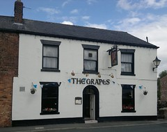 "The Grapes, Croston, Lancashire • <a style=""font-size:0.8em;"" href=""http://www.flickr.com/photos/9840291@N03/12488454075/"" target=""_blank"">View on Flickr</a>"