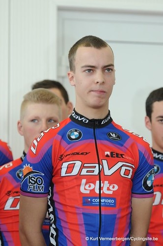 Ploegvoorstelling Davo Cycling Team (123)