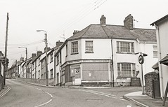 Beer and bacon (Lost-Albion) Tags: shop 2000 devon bideford