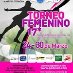 Torneo Femenino Pádel A3 (Quart de Poblet) Mar2014