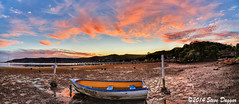 0S1A2070enthuse-Edit Panorama (Steve Daggar) Tags: sunset point landscape boat clare waterscape enthuse woywoy enfuse samyang14mm