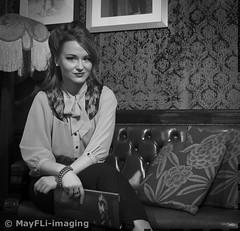 Eliza_0882 (MayFLi imaging) Tags: audrey costume dressingup fashion glossop hollywood location manchester marlene mayfli models moviestars picolounge themedshoot vintage winston mayfli02gmailcom photoshoot strobist