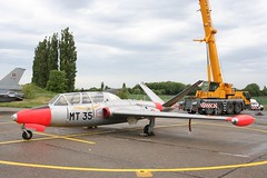 "Fouga CM.170 Magister 1 • <a style=""font-size:0.8em;"" href=""http://www.flickr.com/photos/81723459@N04/32690652753/"" target=""_blank"">View on Flickr</a>"
