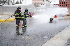 20170401-womens-history-rock-003 (Official New York City Fire Department (FDNY)) Tags: fdny join women history training firefighter