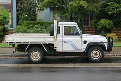 1998 Land Rover Defender Tdi (jeremyg3030) Tags: 1998 land rover defender tdi cars ute utility pickup 4x4 4wd cabchassis