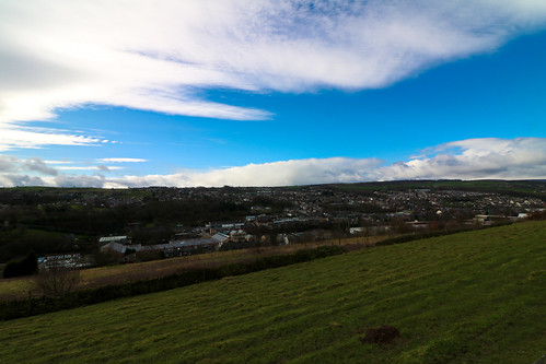 Looking towards Stocksbridge