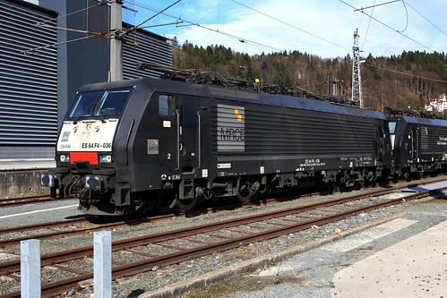 TXL ES 64 F4-036 Kufstein
