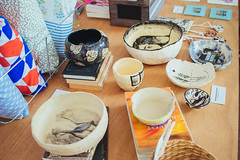 IMG_8188 (ahcordes) Tags: grand rapids art studio gallery cerasus pottery print design cat artist portrait vscofilm canon