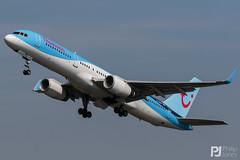 Thomson 757-200 G-OOBH (philrdjones) Tags: 2017 757 757200 75728a april brs boeing bristolairport bristolairportspotting departure eggd goobh lca larnaca lulsgate swap southwestaviationphotographers tom takeoff thomson