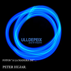 A la manera de...PETER HUJAR.