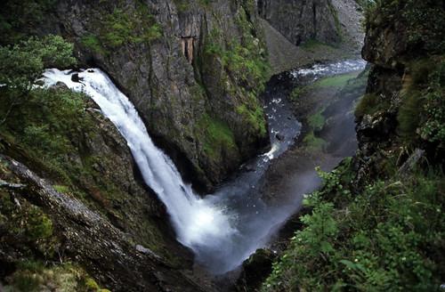 Norwegen 1998 (059) Vøringsfossen