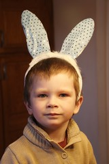 Hoppy Easter ! (M.J.H. photography) Tags: easter lucien boy kid