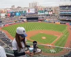 Yankees Game at Yankee Stadium, The Bronx, New York City (jag9889) Tags: 2017 20170412 al allamericacity americanleague ballpark baseball baseballteam bombers bronx majorleaguebaseball ny nyyankees nyc nyy newyankeestadium newyork newyorkcity newyorkyankees outdoor pinstripes southbronx stadium thebronx thebronxbombers theyanks usa unitedstates unitedstatesofamerica yankeestadium yankeestadiumiii yankees jag9889 us