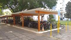Bicicletário (Vasco Cinquini) Tags: apvc vascocinquini pasp nufasp fab vilamilitar srpv gapsp ila basp reciclagem bicicletas parquinho