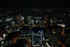 20170317 Yokohama 7 (BONGURI) Tags: 横浜市 神奈川県 日本 jp 夜景 nightview nightscene yokohamalandmarktower landmarktower skygarden 横浜ランドマークタワー ランドマークタワー スカイガーデン naka nakaward 中区 yokohama 横浜 kanagawa 神奈川 nikon df afsnikkor2485mmf3545gedvr