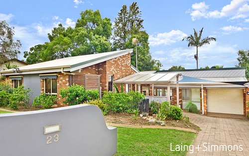 23 Cliffbrook Crescent, Leonay NSW