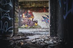 ironman   l   2017 (weddelbrooklyn) Tags: lostplace itzehoe planetalsen alsen tag tags graffiti sprayen sprayer kunst farbe farben bunt streetart nikon d5200 farbig architektur schutt indirekteslicht vorhandeneslicht lichteinfall art color colors coloured architecture availablelight lightincidence