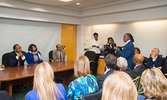 Listening Session with Executive Directors from Local Public Housing Authorities (U.S. Dept. of Housing and Urban Development (HUD)) Tags: authorities ben candy carson listeningsession publichousing sammymayojr detroit meeting michigan secretary sohud withexecutivedirectorsfromlocal