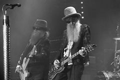 Billy Gibbons and Dusty Hill of ZZ Top (AustinGoode) Tags: billy gibbons dusty hill zz top texas super bowl live 2017 houston