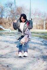 (Fa.bian) Tags: xf35mm fujinon35mm fujixe2 portrait swing schaukel sassnitz balticsea ostsee rügen