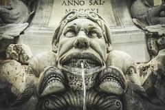 (Josieroo13) Tags: roma travel wanderlust sculpture italy fountain water roman piazza