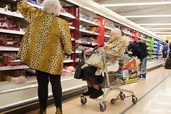 (geo_hill) Tags: supermarket retail observed unposed undercover surreptitious covert shopping tribe